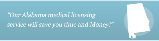 Get Your Alabama Medical License