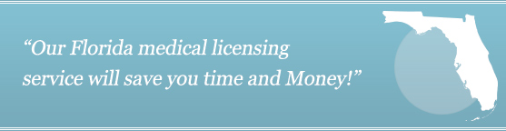 Get Your Florida Medical License