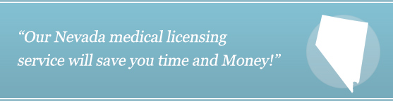 Get Your Nevada Medical License
