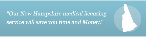 Get Your New Hampshire Medical License