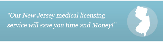 Get Your New Jersey Medical License