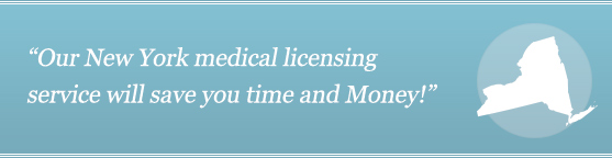 Get Your New York Medical License