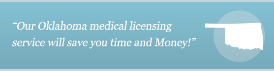 Get Your Oklahoma Medical License