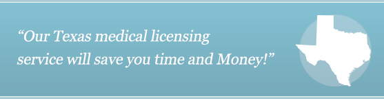 Get Your Texas Medical License