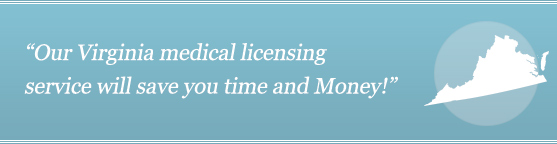 Get Your Virginia Medical License